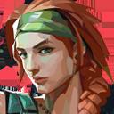 Portrait de Skye