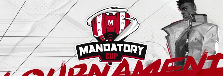 Valorant MandatoryCup Banner