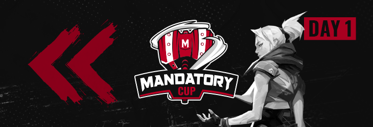 #MandatoryCup Recap Jour 1