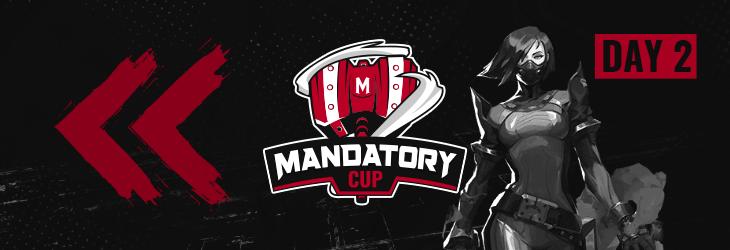 #MandatoryCup Recap Jour 2 Gagnant