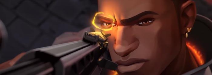 Valorant Phoenix CGI