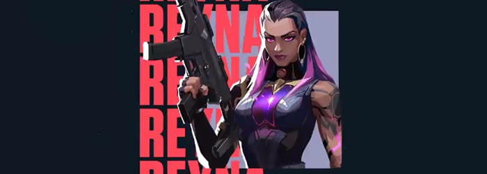 Valorant : gameplay de Reyna