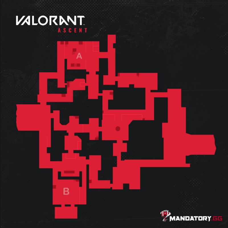 Valorant : Map Ascent