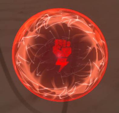 Orbe Rouge du Spike Rush de Valorant