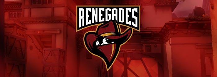 Valorant : l'équipe Renegades