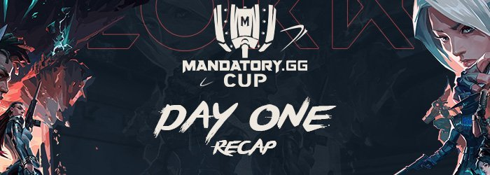 Mangatory.GG Cup : Day One Recap