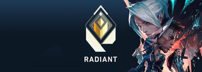 Valorant : Radiant LP
