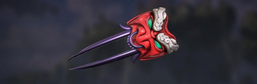 Skin Oni : Mêlée
