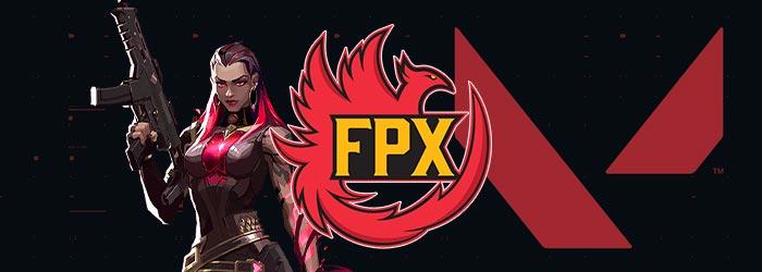 FunPlus Phoenix lance une équipe Valorant
