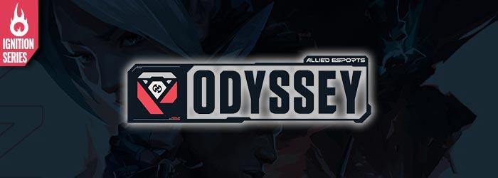 Suivi et résultat de l'Allied Esports Odyssey