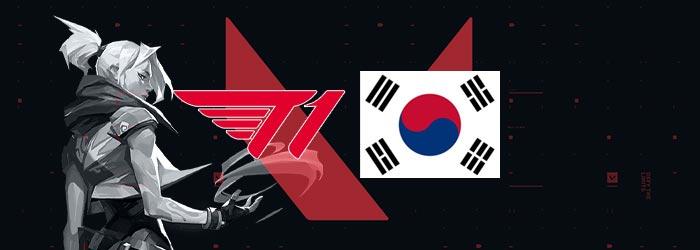 T1 recrute RESET comme son équipe coréenne