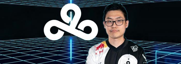 Vice rejoint officiellement Cloud9