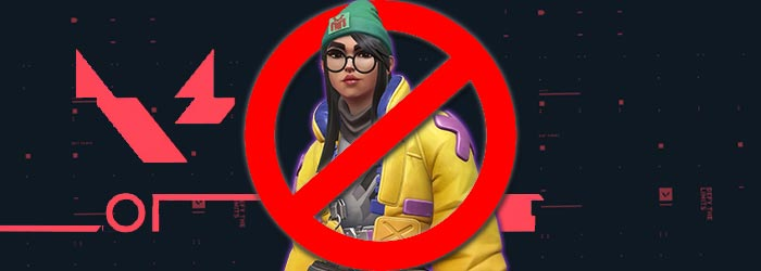 Killjoy interdite en compétition