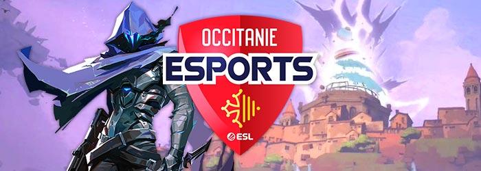 Occitanie Esports : Tournoi Valorant