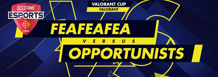 FeaFeaFea wins the Valorant Cup