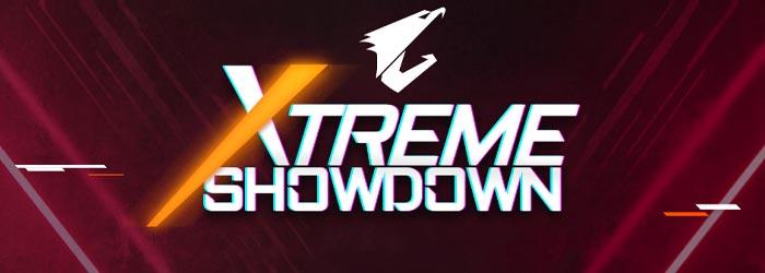 Aorus Xtrem Showdown