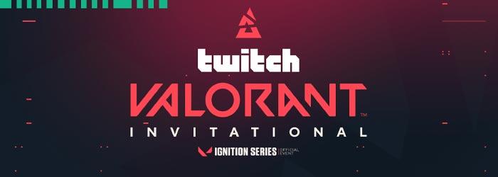 Blast Valorant Invitational
