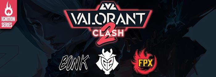 Récap du LVL Valorant Clash 2 des Ignition Series