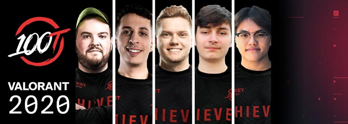 100 Thieves recruits Asuna and Dicey