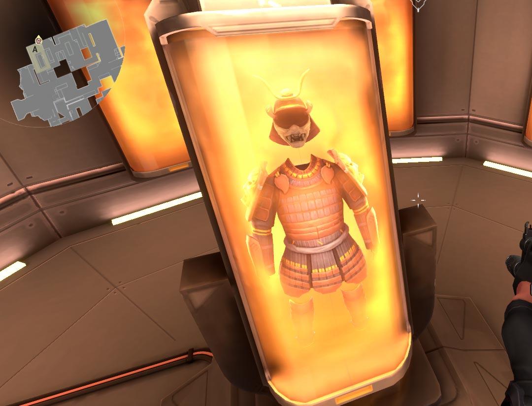 Et si Icebox cachait un nouvel Agent de Valorant ? - valorant news lore memento mori 05 - Mandatory.gg