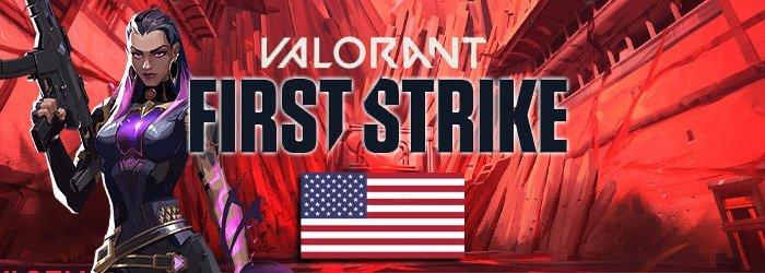 Récap du Valorant First Strike NA Semaine 1