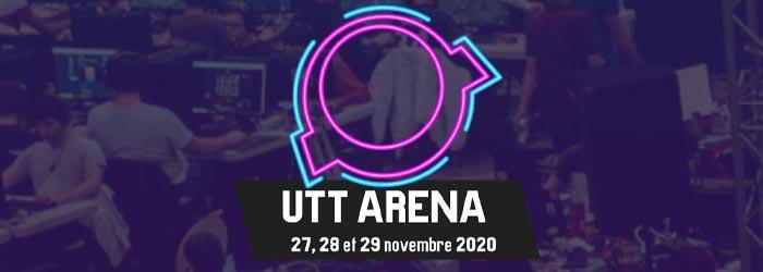 L'UTT Arena : Un tournoi universitaire