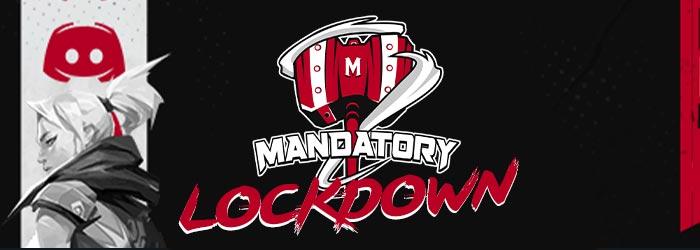 Mandatory LockDown : Tournois communautaires