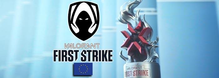 Team Heretics remporte le Valorant First Strike EU - valorant esports first strike heretics winners - Mandatory.gg