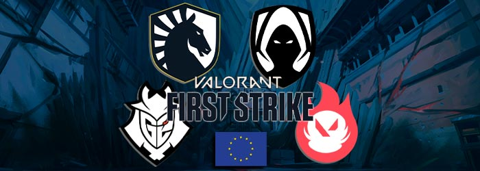 First Strike - Jour 1