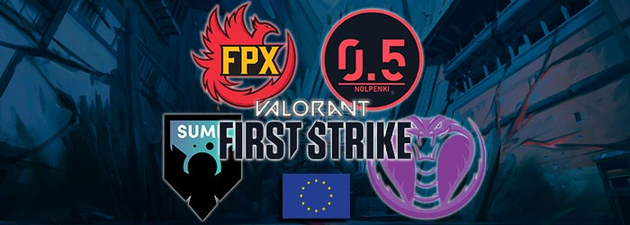 First Strike - Jour 2