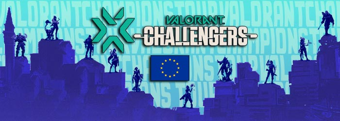 Inscriptions au Valorant Challengers EU