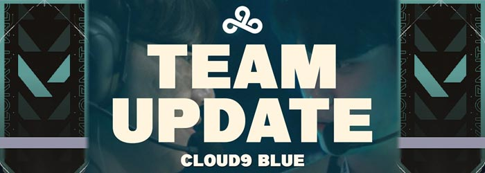 Xeta rejoint Cloud9