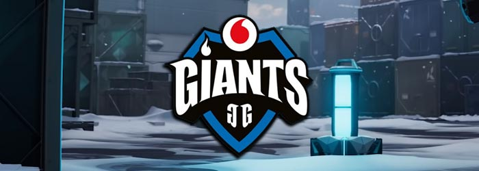 Giants recrute Meddo et Orgless