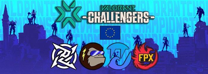 Valorant Challengers - Week 1