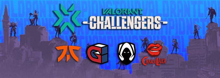 VCT : Valorant Challengers EU 2 : Jour 2 - Play In