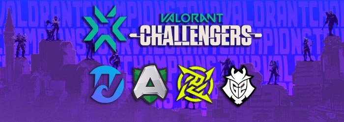 VCT : Valorant Challengers EU 2 : Jour 3 - Play Off