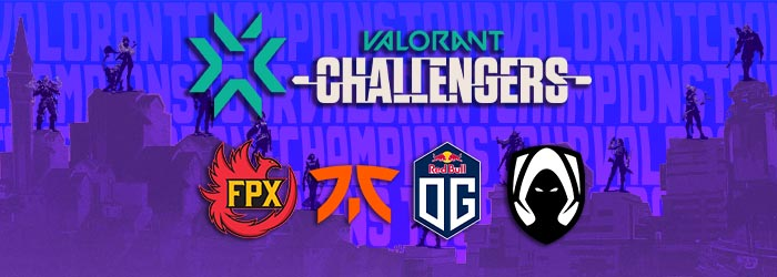 VCT : Valorant Challengers EU 2 : Jour 4 - Play Off