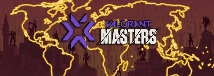 Premier tournoi International de Valorant