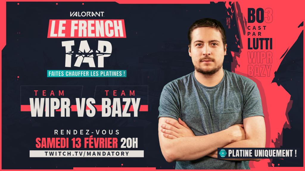 French Tap : Showmatch : Lutti