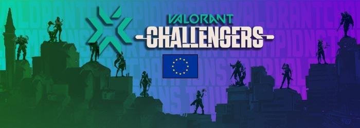 Valorant Challengers EU - Recap