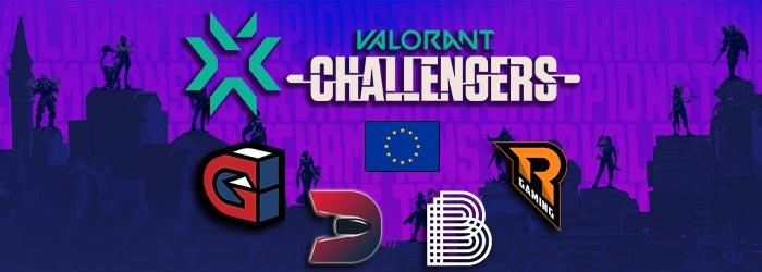 Les Play-Off du Valorant Challengers EU 3 - valorant esports champions tour challengers 3 play off finale 1 - Mandatory.gg