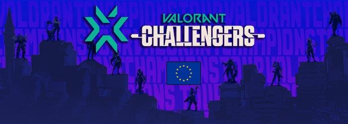 Le programme du Valorant Challengers EU 3 - valorant esports champions tour challengers 3 - Mandatory.gg