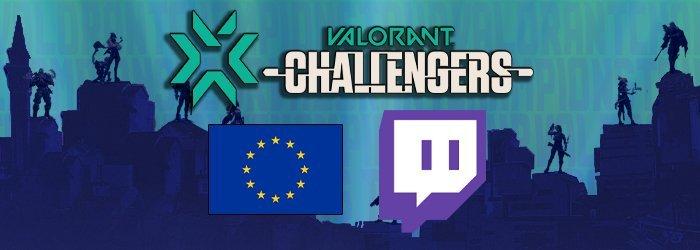 VCT EU Stream Twitch
