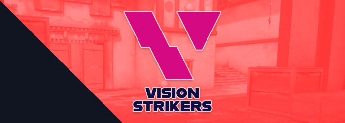 Valorant : l'équipe Vision Strikers