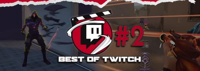Best of Valorant's Twitch Clips : Week 2
