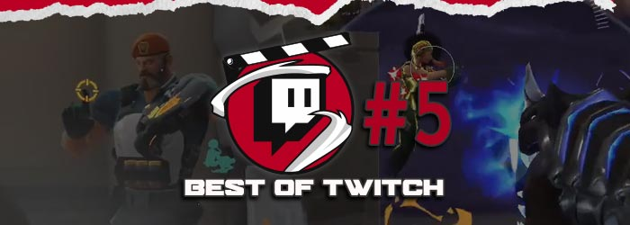 Best of Valorant's Twitch Clips : Week 5