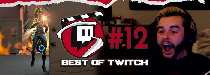 Best of Valorant's Twitch Clips : Week 12