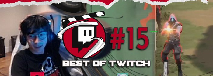 Best of Valorant's Twitch Clips : Week 15