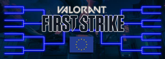 Bracket et Résultats - First Strike