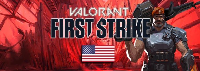Valorant First Strike NA - Semaine 4 - valorant esports first strike na semaine 4 - Mandatory.gg